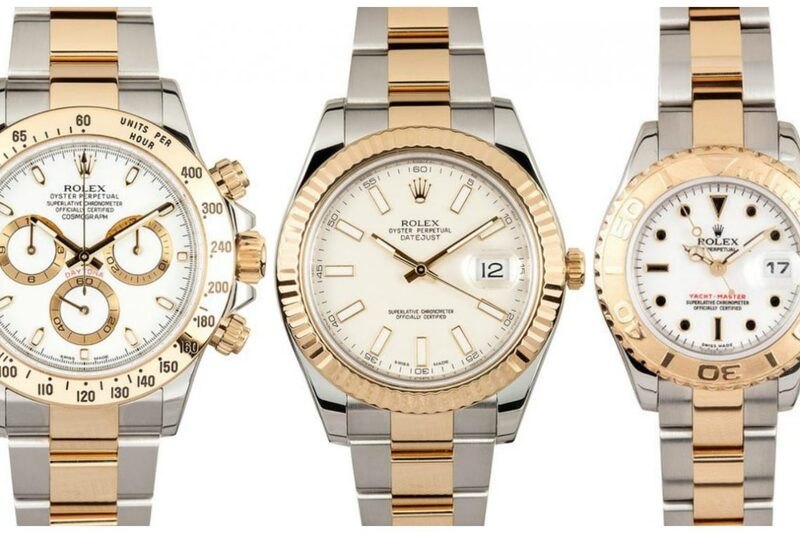 3 Classic Rolex Combos You Can't Do Without