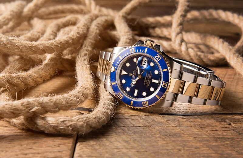 3 Watches With A Blue Rolex Dial