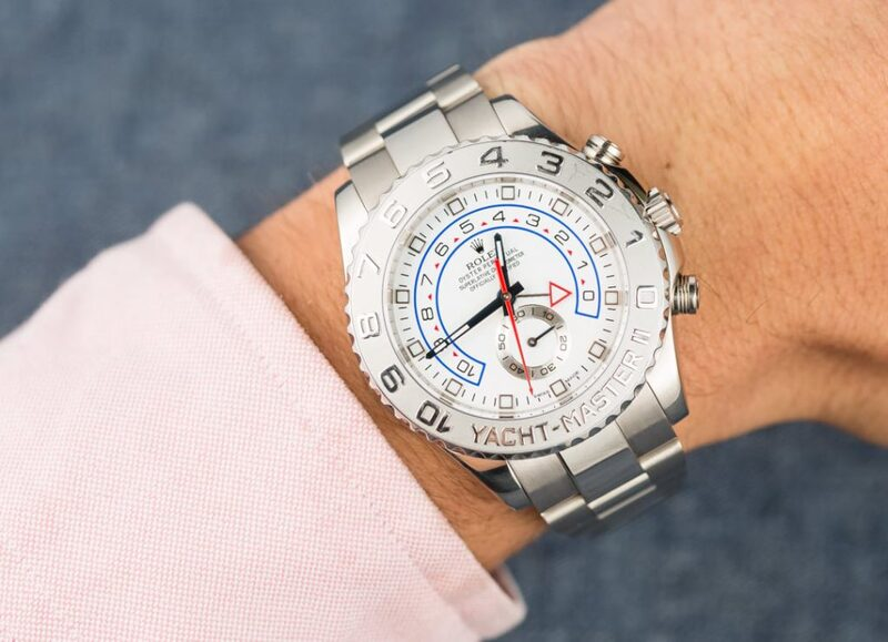 3 Yachtmasters You Can Wear All Summer Long