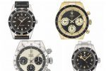 4 Supreme Vintage Rolex Sports Watches Up for Grabs