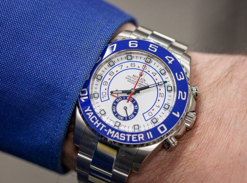 6 Beautiful Pictures of the Yacht-Master II