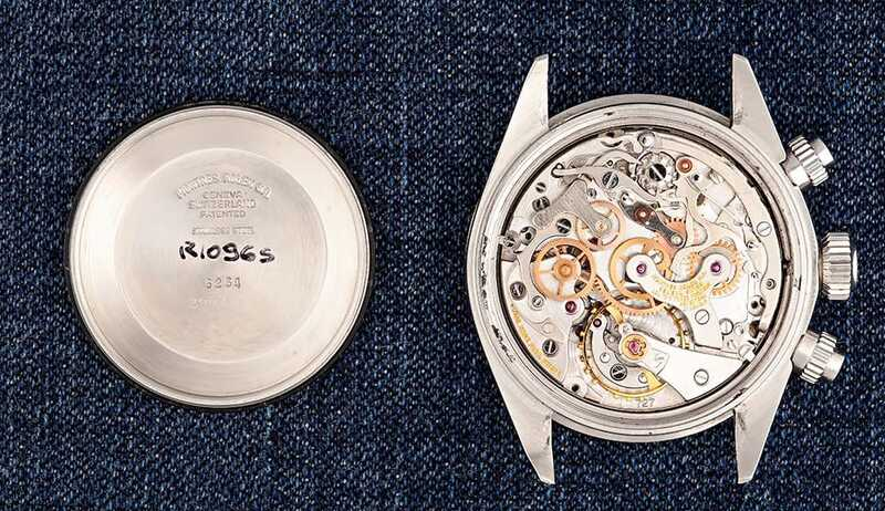 A Discussion of Rolex Movements Going Back to 1950