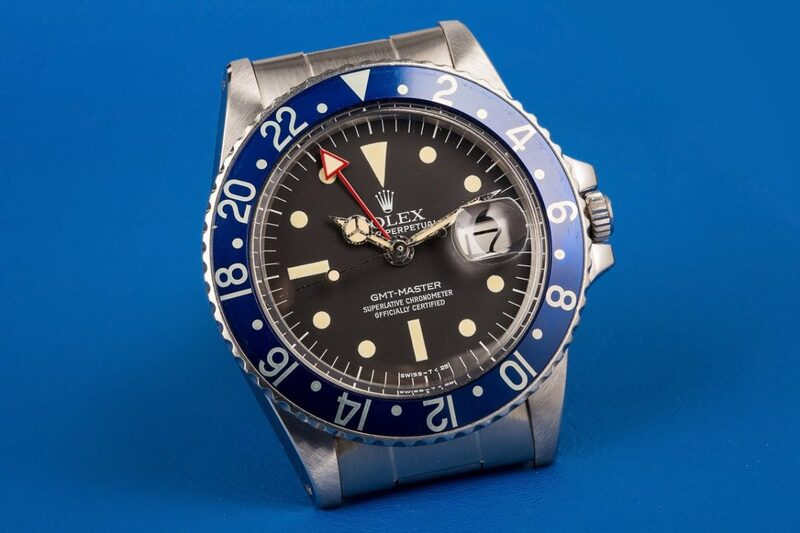 """A Holiday Called """"Old Stuff Day""""and the 1675 GMT-Master"""