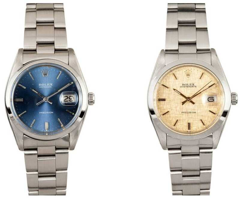 A Look at the Rolex Oysterdate 6694