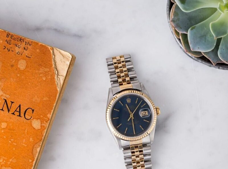 A Perpetual Icon: The Rolex Datejust Ref. 16233