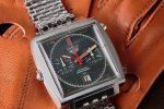 A Ride with the Vintage Heuer Monaco 1133