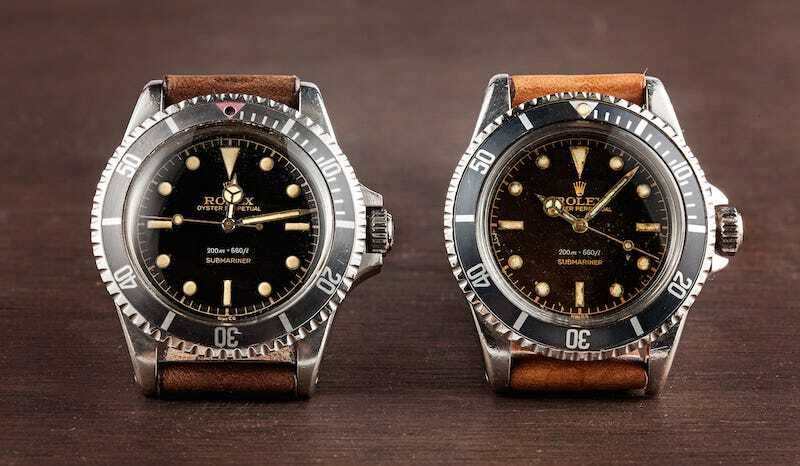 An Overview of Vintage Rolex Dials