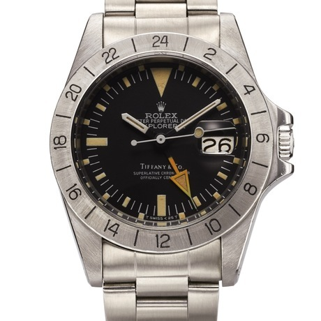 Auction Watch: Antiquorum's Ultra Cool Vintage Rolex Tool Watches