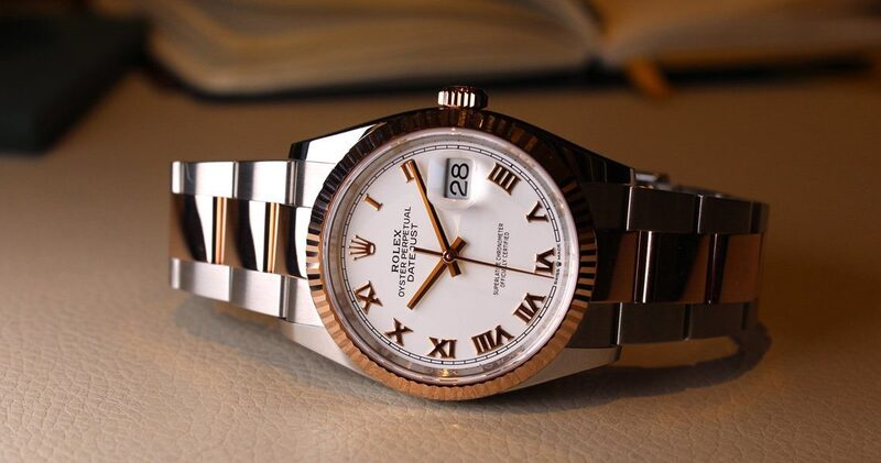 Baselworld 2018: The New Rolex Datejust 126231