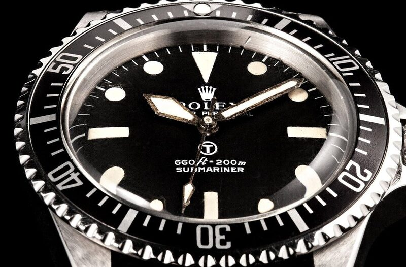 Bond and Beyond—The Rolex Milsub