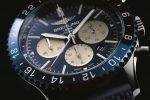 Breitling Releases Gorgeous Limited Edition Chronoliner B04 Boutique Edition