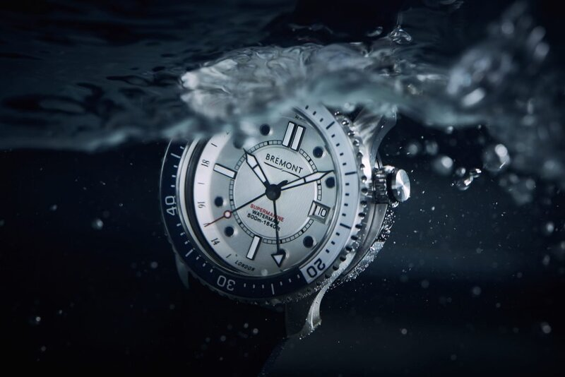 Bremont's New Limited Edition Supermarine Waterman Delivers Best of Both Worlds