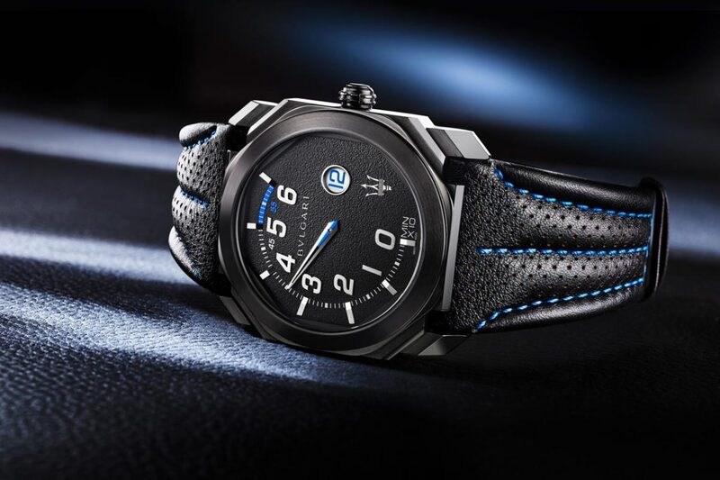 Bulgari Reveals Two New Octo Models in Collaboration with Maserati
