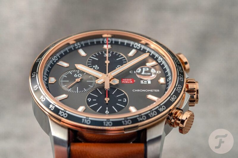Chopard Mille Miglia 2019 Race Edition – In Steel And Two-Tone