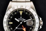 """Clockwork Orange: Further Thoughts and Excursions With the """"McQueen"""" Explorer 1655"""