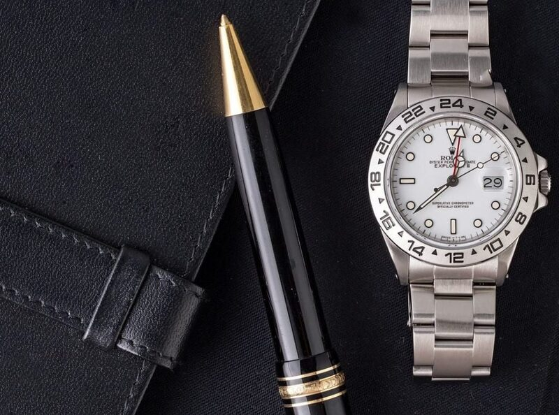 Cool Down This Summer With A Rolex Explorer Polar