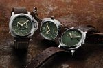 Cool or Colorblind? Green Dial Panerai Collection