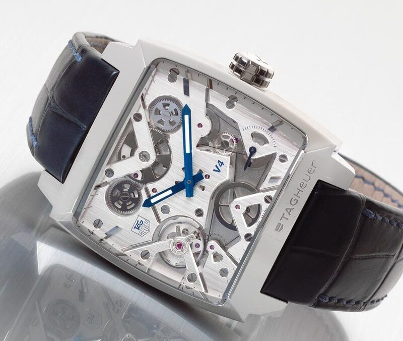 Custom TAG Heuers from the Collection of a World Land Speed Champion Zef Eisenberg to Cross the Auction Block