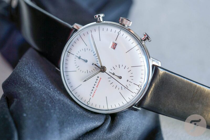 Design Icons From The Black Forest – Junghans Max Bill