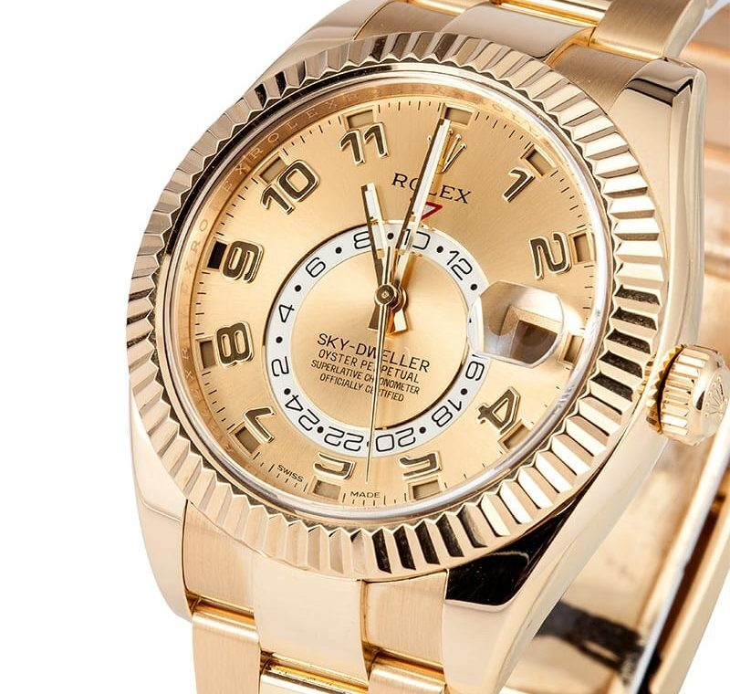 Does Rolex's Five Year Warranty Imply Longer Service Intervals?