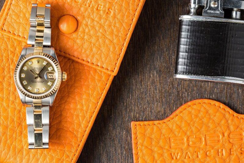 Double Take — Rolex Two-Tone Ladies Watches