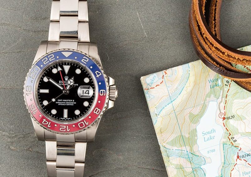 Drink up the GMT-Master II 116719 BLRO
