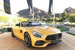"""Driving the Awesome New AMG GT C Roadster with the Rolex Daytona 6263 """"Big Red"""""""