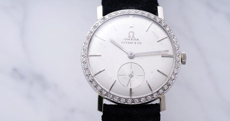 Elvis Presley's Omega Watch Can Be Yours