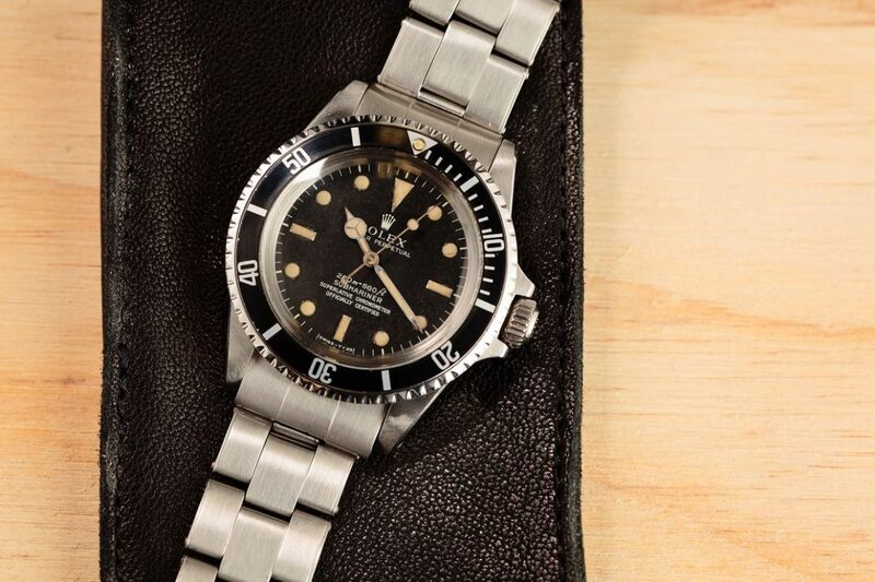 Everything You Need to Know About the Rolex Submariner Reference 5512