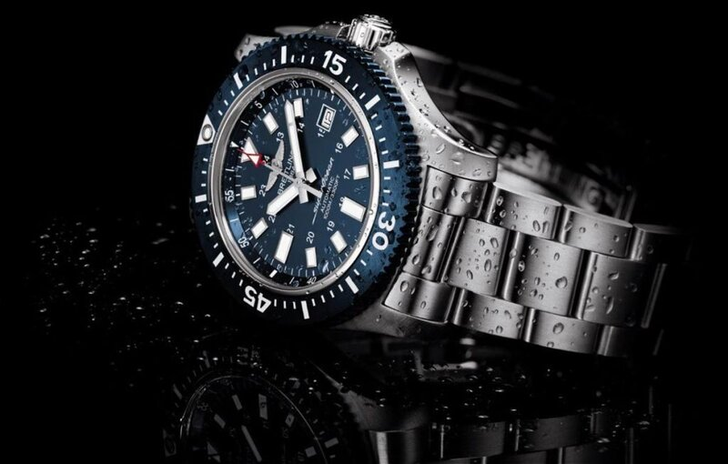 Extreme Performance Meets Rugged Style In the New Breitling Superocean 44 Special