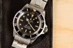 Four White Lines of Text: Rolex Submariner 5512 Features