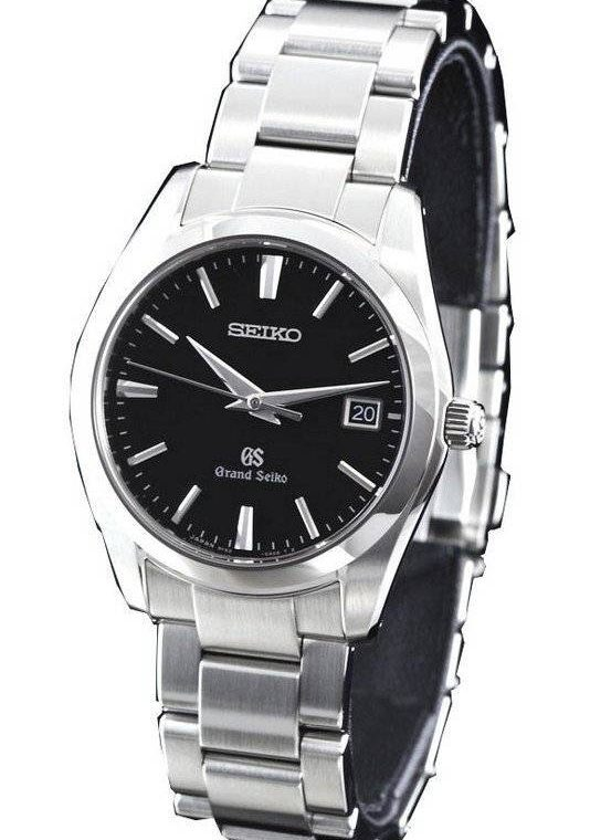 Grand Seiko: A perfect match to business suits?