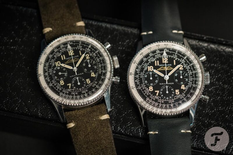 Hands-On: Breitling Navitimer 806 1959 Re-edition