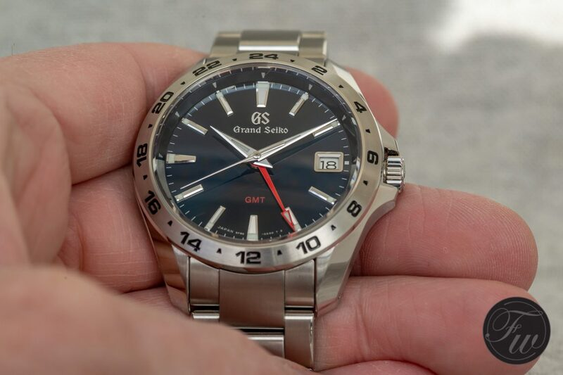 Hands-On Grand Seiko GMT SBGN005G Review