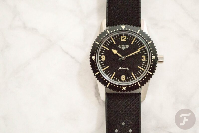Hands-On: Longines Skin Diver Review