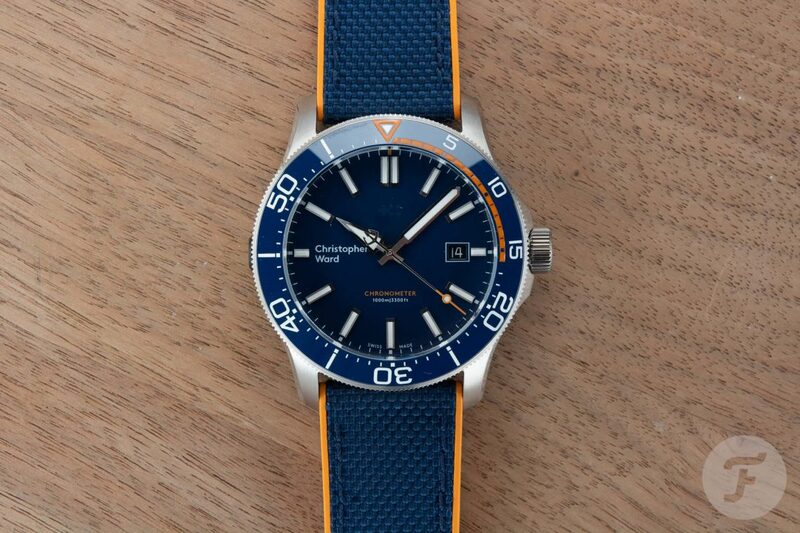 Hands-On With The Toughest Trident Dive Watch