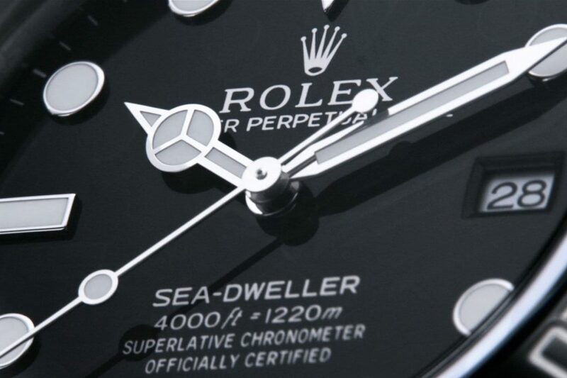 Here Is Why Rolex Picked The Three-Pointed Star: Mercedes
