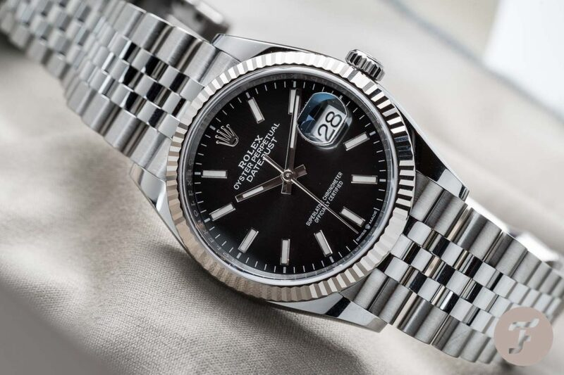 Hot Take: Rolex Datejust 36 Reference 126234