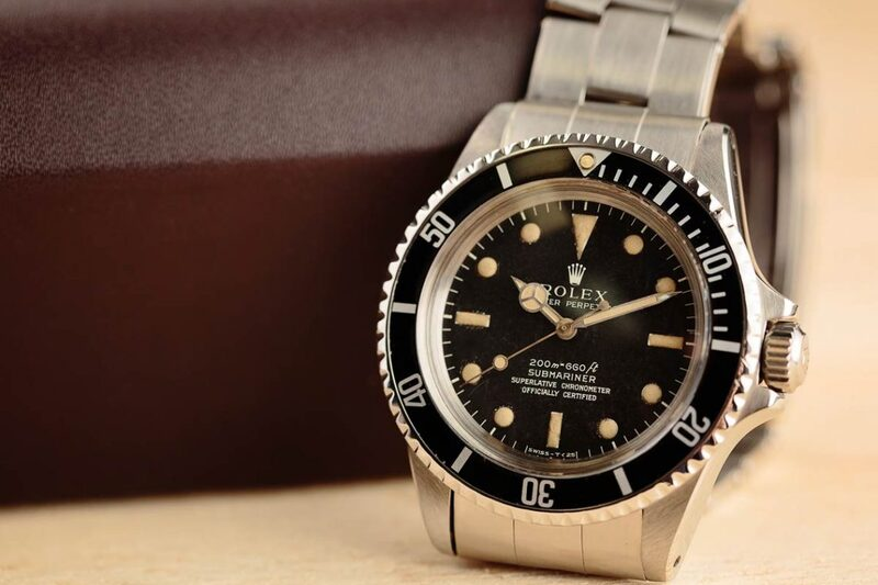 How much is the Rolex Submariner 5512 worth?
