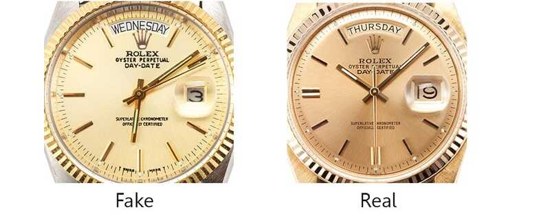How to Spot a Fake Rolex – Is My Rolex Fake or Genuine?