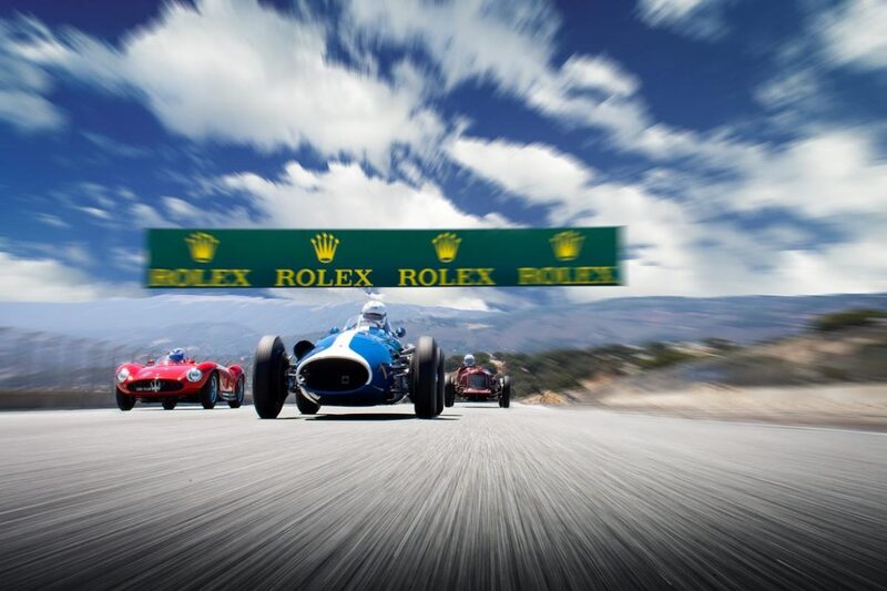 How to Win a Rolex Daytona at the Rolex Monterey Motorsports Reunion During Pebble Beach