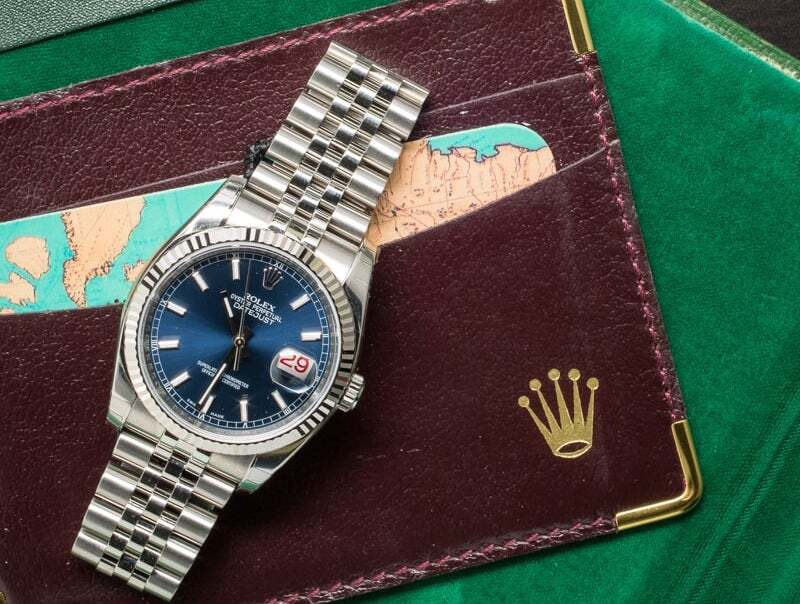 If You Really Had to Choose: The Rolex Datejust 116234
