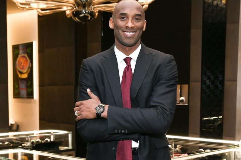 Important Figures in Watch History: Kobe Bryant