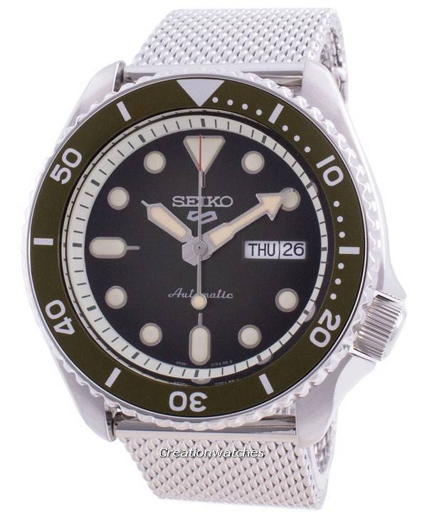 Is the new Seiko5 a direct replacement of the SKX007?