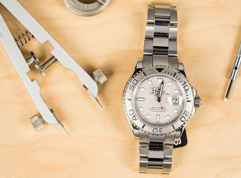 Ladies Rolex YachtMaster – This Month's Featured Model