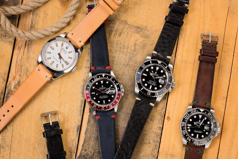 Leather Straps for Your Rolex