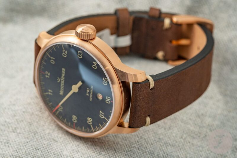 MeisterSinger No.03 Bronze – Awesome And Classy