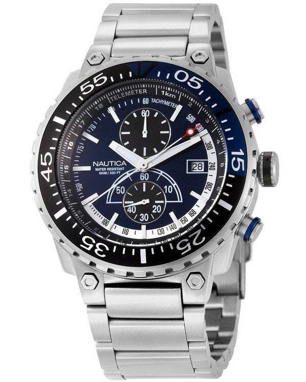 Nautica: When you don't want a serious watch