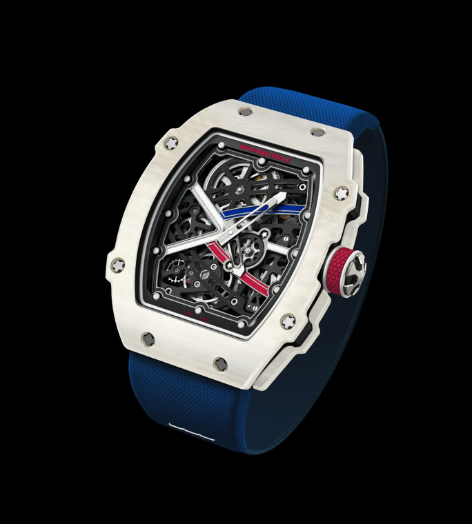 New Richard Mille RM 67-02 Editions Bring Strange Colors to Ultralight Package