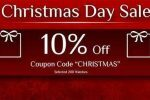 Newsletter : Christmas Day Sale is now on – Coupon Code for Discount Inside!